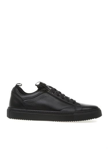 Aeropostale Aeropostale Deri Sneaker Siyah